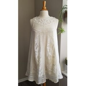 "Vanessa Virginia | ""Cottonwood"" Lace  Dress"